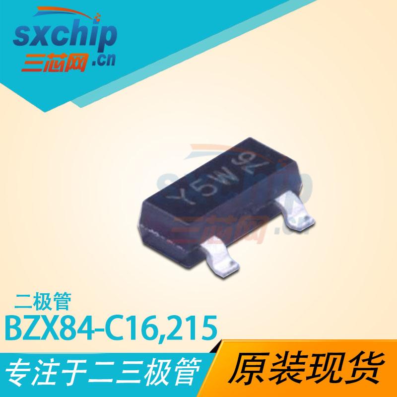 BZX84-C16,215