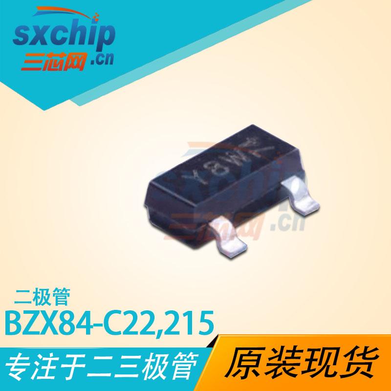 BZX84-C22,215