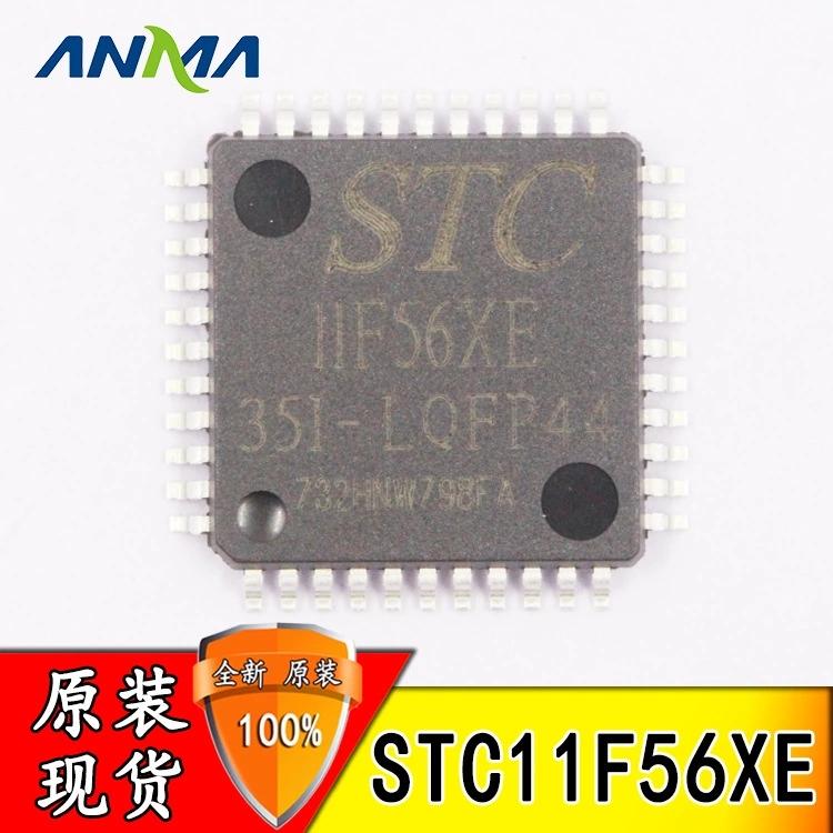 STC11F56XE-35I-LQFP44