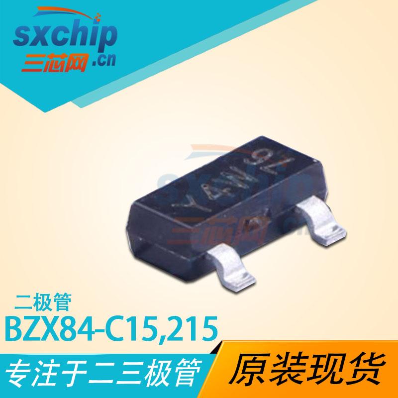 BZX84-C15,215