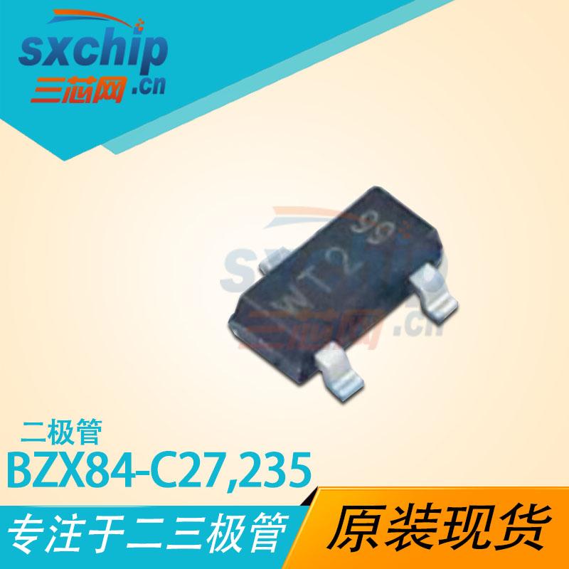BZX84-C27,235