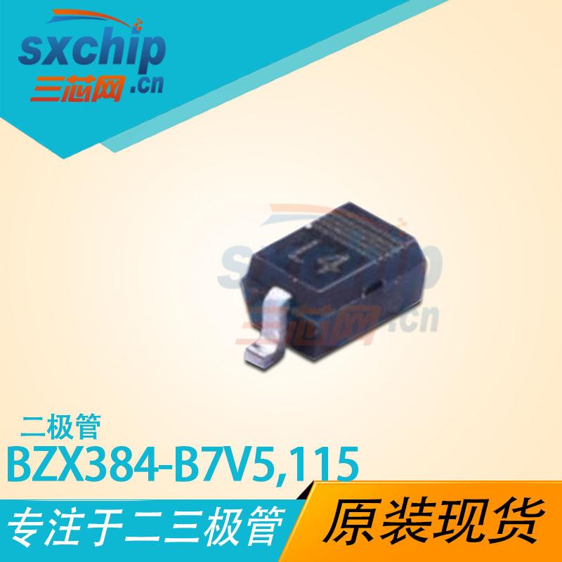 BZX384-B7V5,115