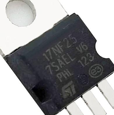 STP17NF25