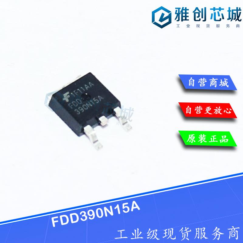 FDD390N15A
