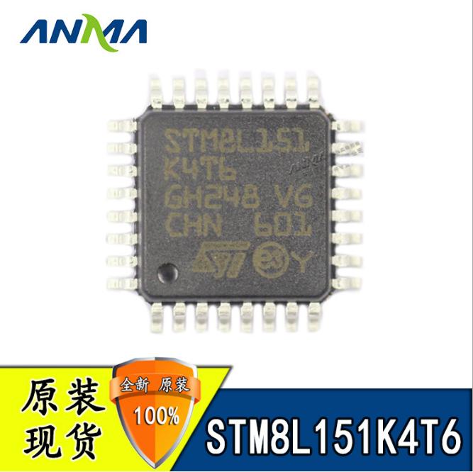 STM8L151K4T6