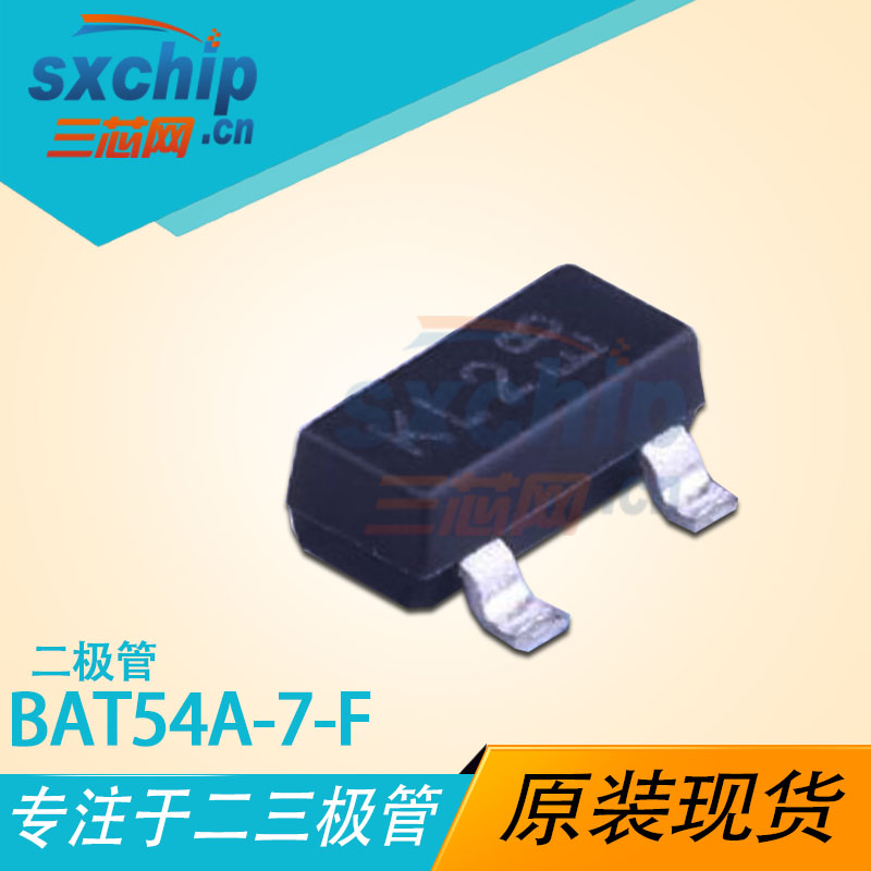 BAT54A-7-F