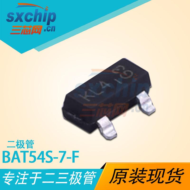 BAT54S-7-F