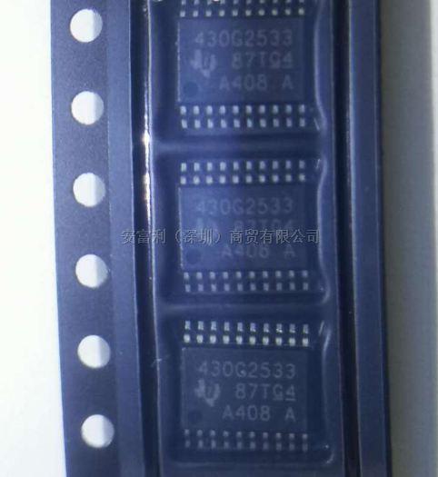MSP430G2533IPW20