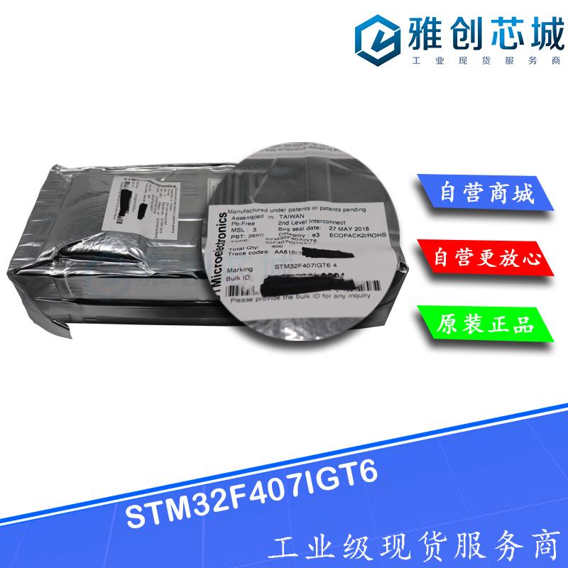STM32F407IGT6