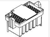 板对板与夹层连接器 Molex 170814-2008
