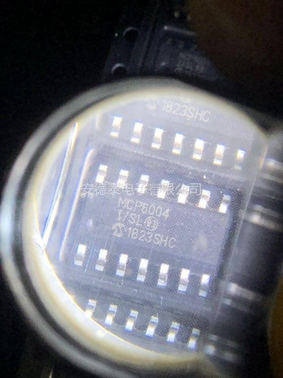 MCP6004-I/SL