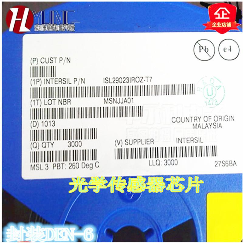 ISL29023IROZ-T7 光学传感器芯片 DFN-6
