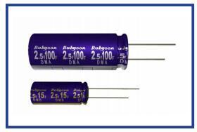 电解高压电容2.5DMA190M22X65
