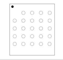 存储器 IC IS25LP01G-RILE