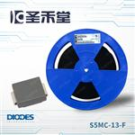 S5MC-13-F DIODES美�_原�b二�O管�c整流器 1kV5A整流器�F�