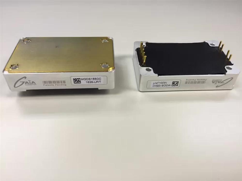 法国盖亚电源205W系列无光耦合器,可靠性高级别 输入电压 9-45 VDC