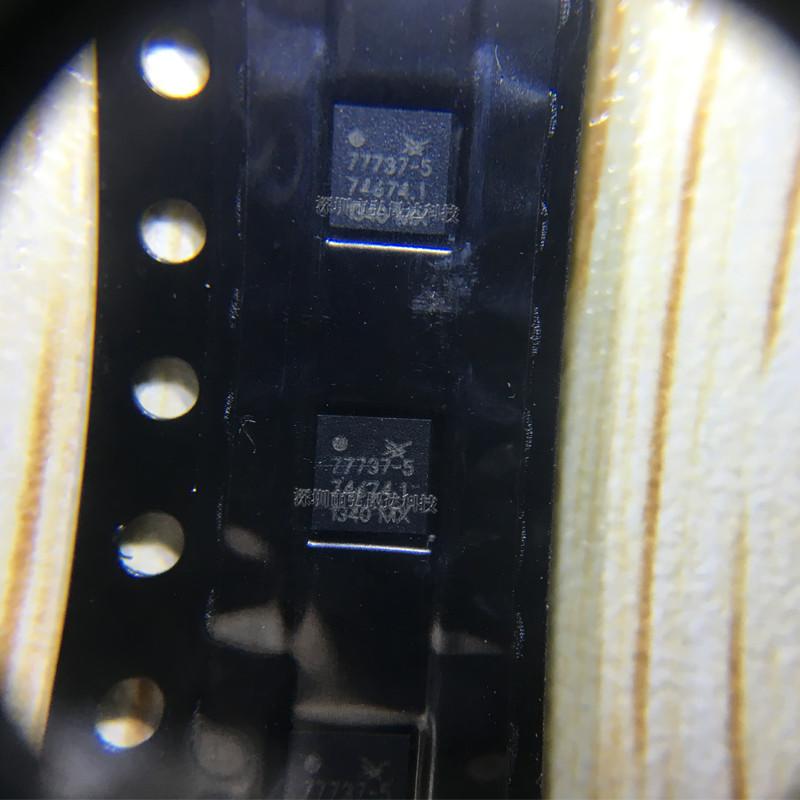 SKY77737-15 SKY77737-5 思佳讯 QFN10 射频放大器芯片现货供应