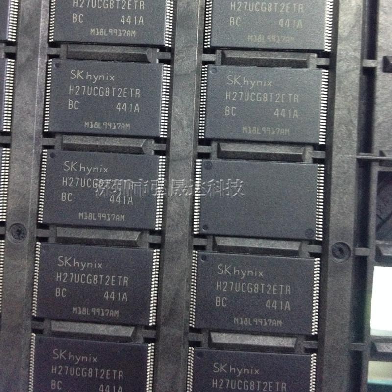H27UCG8T2ETR-BC 海力士TSOP48 FLASH存储芯片 全新原装 现货供应
