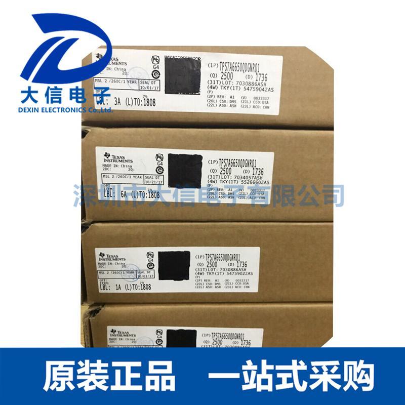 TPS7A6650QDGNRQ1