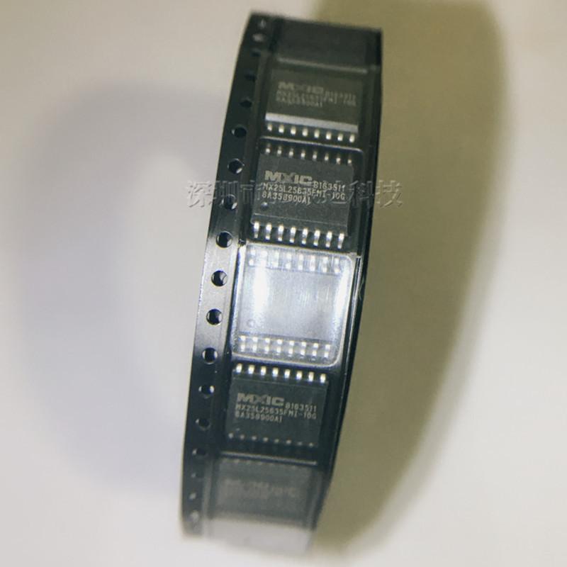 MX25L25635FMI-10G 32MB SOP16 闪存存储芯片 全新原装 现货供应