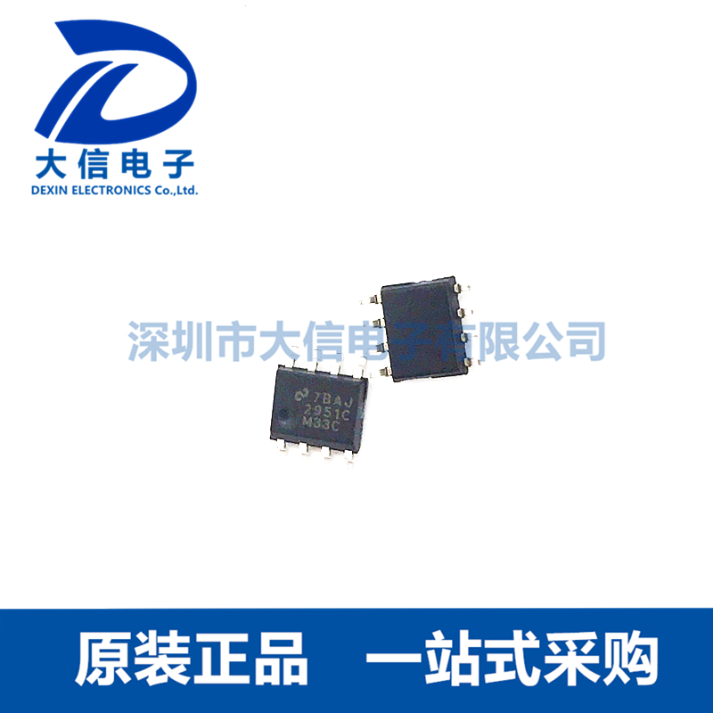 LP2951CMX-3.3