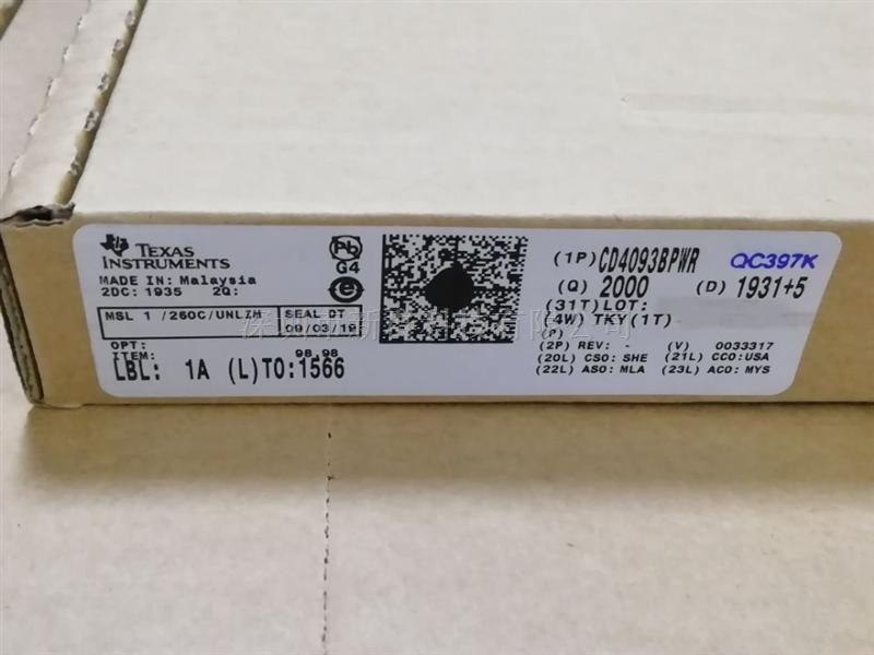 CD4093BPWR