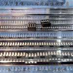 IC插座集成块直插DIP单片机芯片圆孔底座子8P 14 16 20 28 40P脚