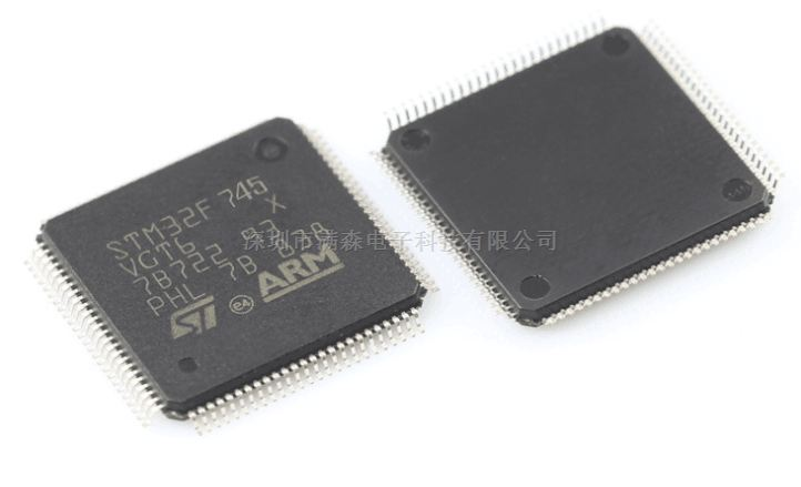 STM32F745VGT6
