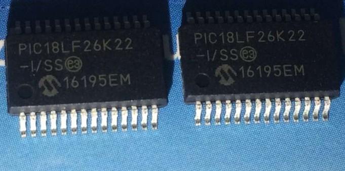 PIC18LF26K22-I/SS