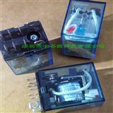 LY2NJ-110/120V LY2N-J-110/120VAC �W姆��OMRON中�g�^�器