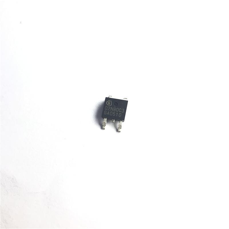 SPD02N80C3
