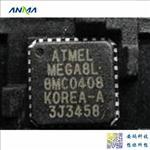 原�b正品ATMEGA8L-8MU ATMEGA8L ATMEL/�厶孛�� QFN32封�b
