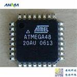 原装正品ATMEGA48-20AU ATMEGA48 ATMEL/爱特梅尔 QFP32封装