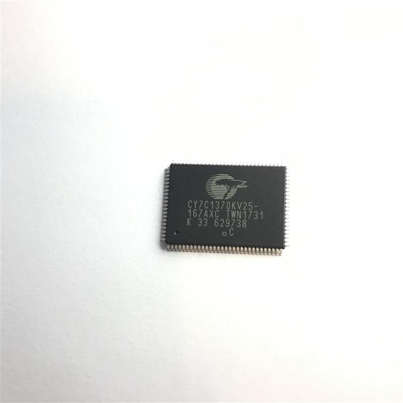 CY7C1370KV25-167AXC