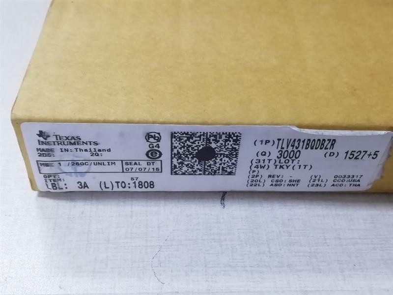 TLV431BQDBZR