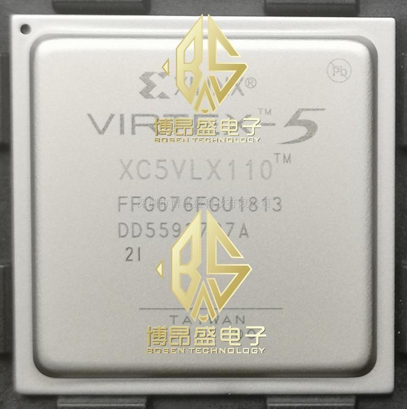 XC5VLX110-2FFG676I