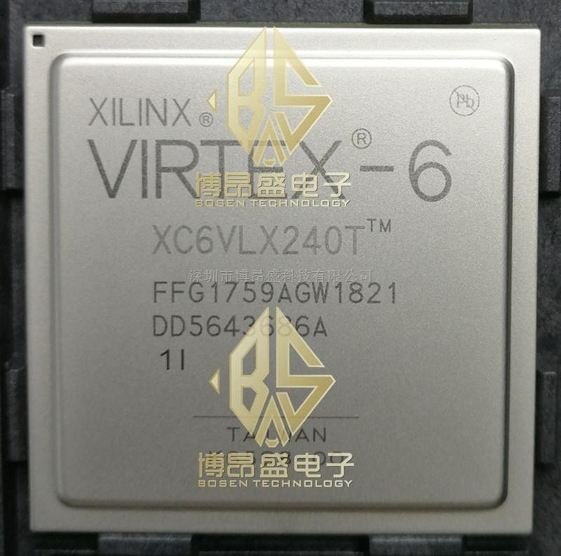 XC6VLX240T-1FFG1759I