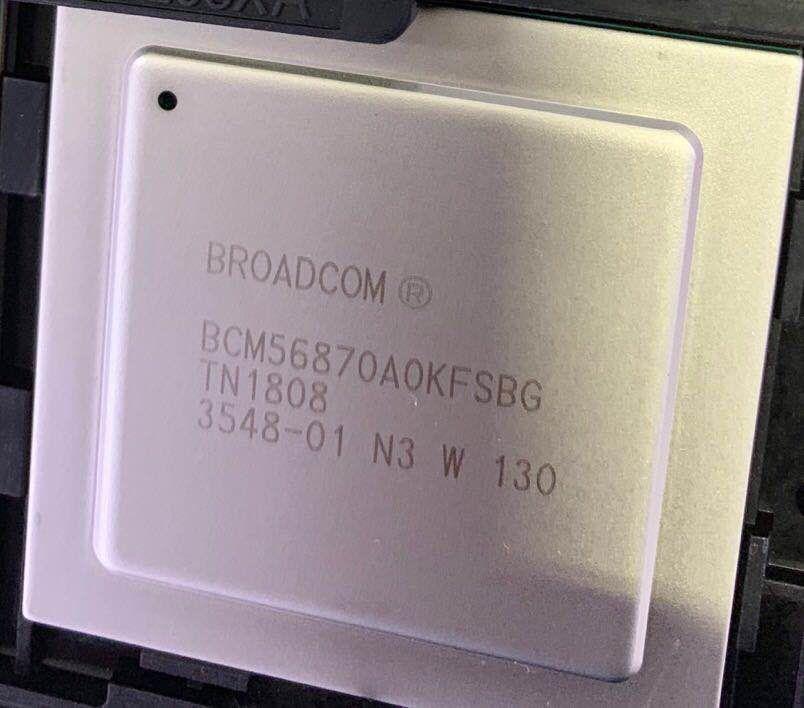 供应 万兆 交换机芯片 BROADCOM  BCM56870A0KFSBG