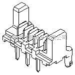 YH现货连接器YMH025-09R