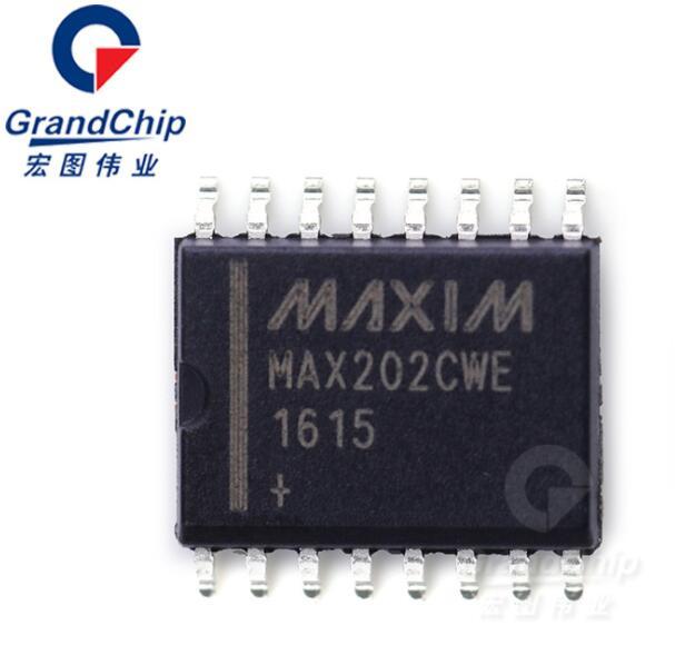 MAX202CWE+T