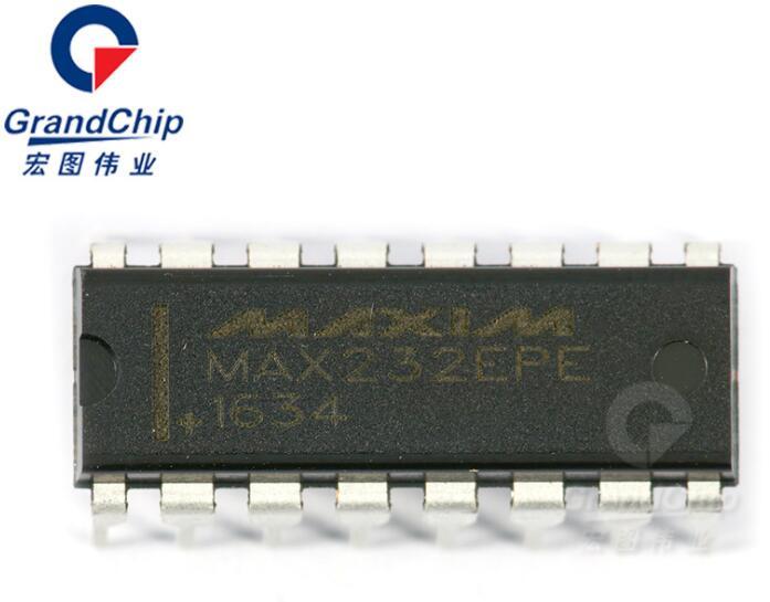 MAX232EPE+
