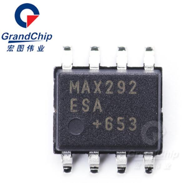 MAX292ESA+T