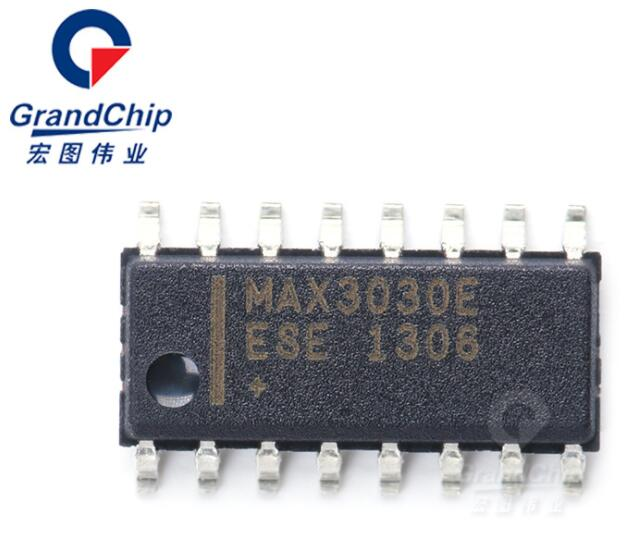 MAX3030EESE+T