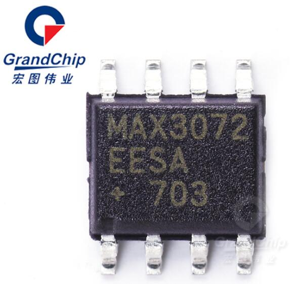 MAX3072EESA+T