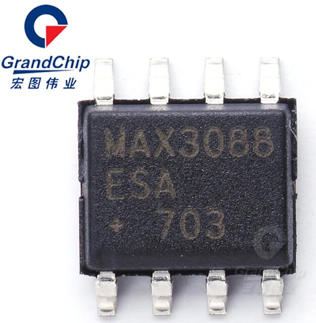 MAX3088ESA+T