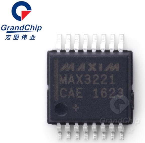 MAX3221CAE+T