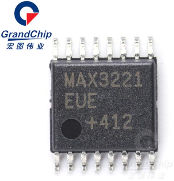 MAX3221EUE+T