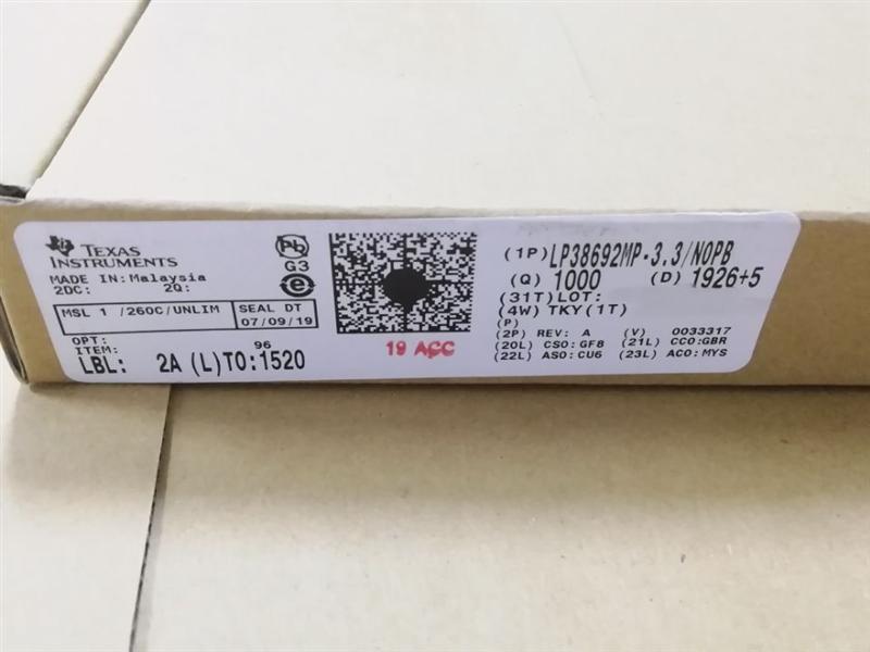 LP38692MP-3.3/NOPB