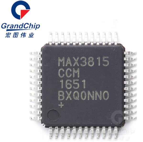 MAX3815CCM+TD