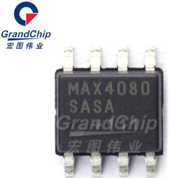 MAX4080SASA+T